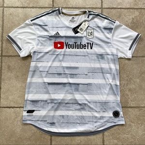 NEW adidas Los Angeles FC 2019 away soccer jersey